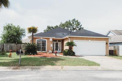 Navarre Single Family Home For Sale: 9649 Leeward Way