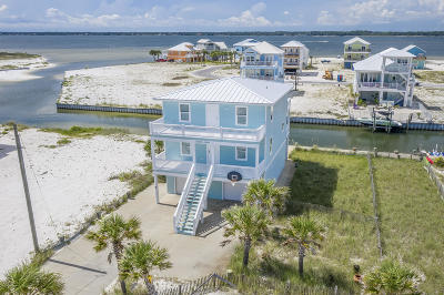 Navarre Beach Residential Single Family Home For Sale: 7360 Gulf Boulevard