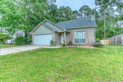 Santa Rosa Beach Single Family Home For Sale: 260 Magnolia Creek Road