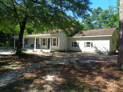Defuniak Springs Single Family Home For Sale: 1625 Caswell Road