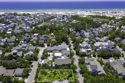 Watersound Residential Lots & Land For Sale: Lot 11 N Shingle Lane