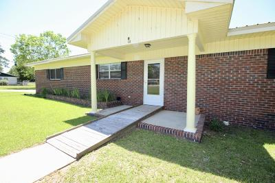 Laurel Hill Single Family Home For Sale: 41 Blueberry Drive
