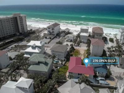 Miramar Beach Single Family Home For Sale: 276 Open Gulf Street