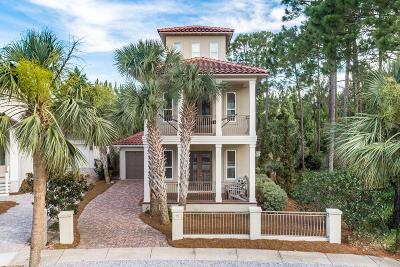 Santa Rosa Beach Single Family Home For Sale: 57 White Cliffs Lane