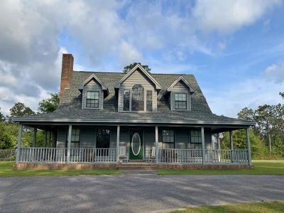 Walton County Single Family Home For Sale: 1136 Ten Lake Drive