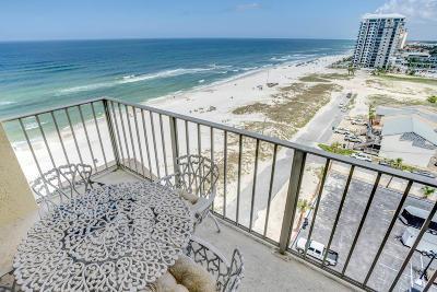 Panama City Beach Condo/Townhouse For Sale: 5801 Thomas Drive #UNIT 110