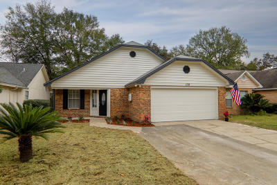 Niceville Single Family Home For Sale: 139 Wright Circle