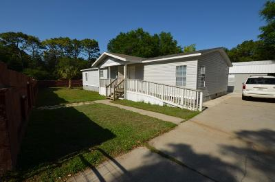 Fort Walton Beach Single Family Home For Sale: 206 NW Baker Street