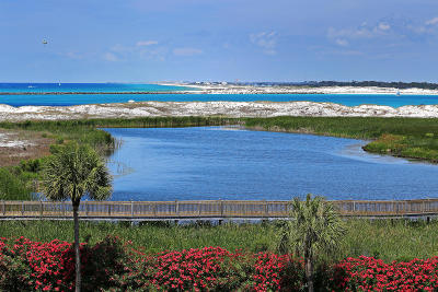Destin Condo/Townhouse For Sale: 500 Gulf Shore Drive #UNIT 322