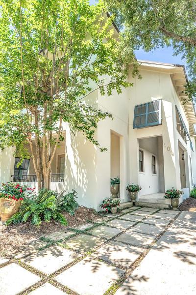 Miramar Beach Single Family Home For Sale: 104 Rue Caribe