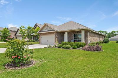 Santa Rosa Beach Single Family Home For Sale: 134 Pin Oak Loop