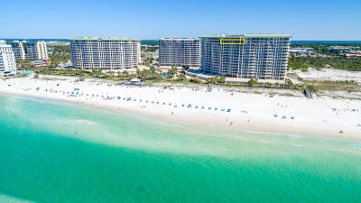 Destin Condo/Townhouse For Sale: 15400 Emerald Coast Parkway #PH4B