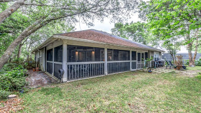 Inlet Beach Single Family Home For Sale: 156 Camp Creek Road S