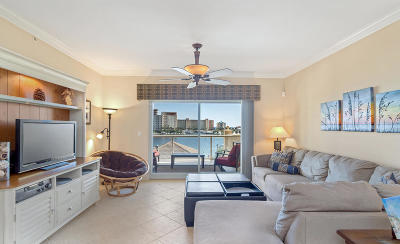 Destin Condo/Townhouse For Sale: 770 Harbor Boulevard Boulevard #2D