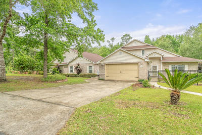 Crestview Single Family Home For Sale: 105 Williams Way