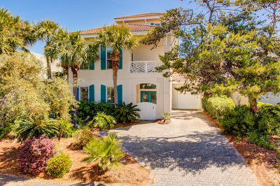 Destin Single Family Home For Sale: 134 Cayman Cove