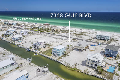 Navarre Residential Lots & Land For Sale: 7358 Gulf Boulevard