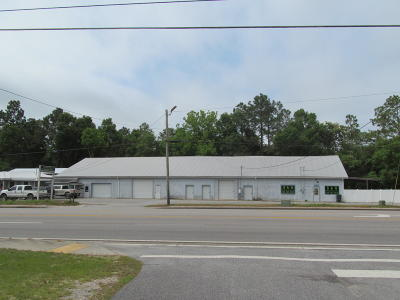 Defuniak Springs FL Commercial For Sale: $249,900