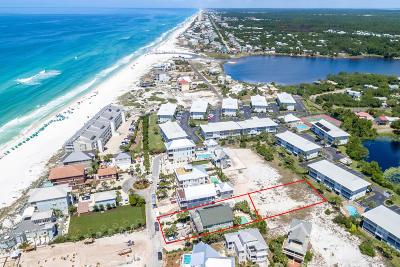 Santa Rosa Beach FL Condo/Townhouse For Sale: $1,799,000