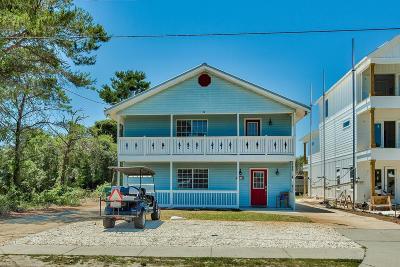 Crystal Beach Single Family Home For Sale: 94 Cobia Street