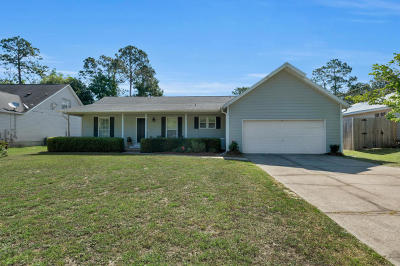 Santa Rosa Beach Single Family Home For Sale: 32 Creek Court