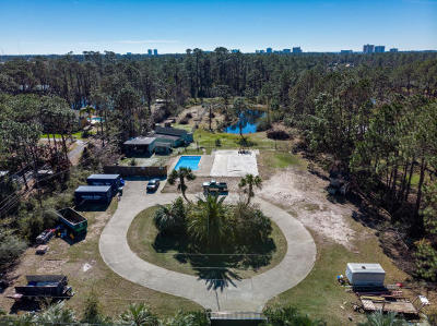 Panama City Beach Single Family Home For Sale: 7413 Laird Street