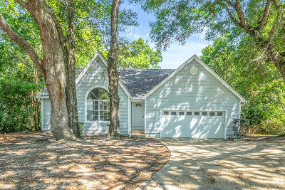 Niceville Single Family Home For Sale: 2411 Roberts Drive