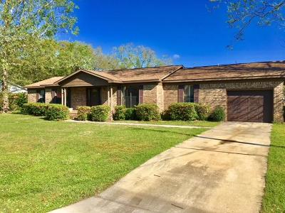 Fort Walton Beach FL Single Family Home For Sale: $230,000