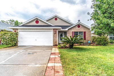 Fort Walton Beach FL Single Family Home For Sale: $259,900