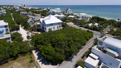 Santa Rosa Beach Residential Lots & Land For Sale: Lot 5 E. County Hwy. 30a
