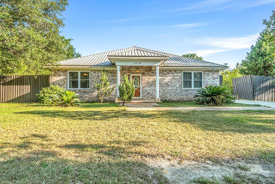 Crestview FL Single Family Home For Sale: $355,000
