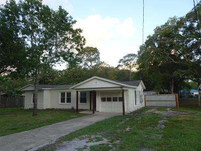 Fort Walton Beach Single Family Home For Sale: 18 NE Bay Drive