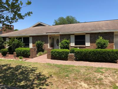 Fort Walton Beach Single Family Home For Sale: 614 Cambridge Avenue