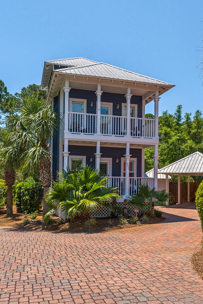 Fort Walton Beach, Destin, Santa Rosa Beach, Niceville, Crestview, Mary Esther Single Family Home For Sale: 502 Hidden Lake Way
