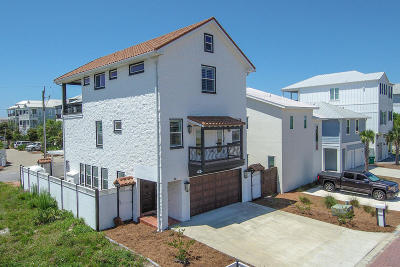 Inlet Beach Single Family Home For Sale: 36 Tidewater Court