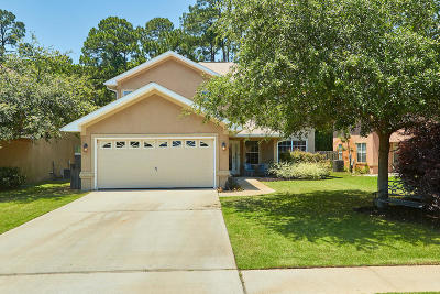 Fort Walton Beach, Destin, Santa Rosa Beach, Niceville, Crestview, Mary Esther Single Family Home For Sale: 556 Loblolly Bay Drive