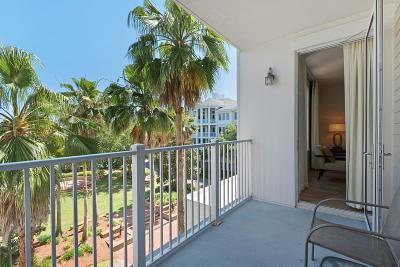 Miramar Beach FL Condo/Townhouse For Sale: $179,900