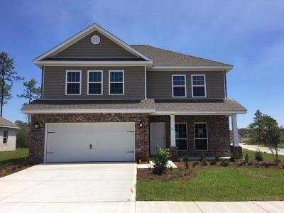Santa Rosa Beach Single Family Home For Sale: 14 Constance Court #Lot 74