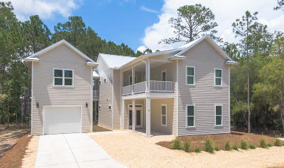 Fort Walton Beach, Destin, Santa Rosa Beach, Niceville, Crestview, Mary Esther Single Family Home For Sale: 57 Calm Gulf Drive