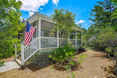 Santa Rosa Beach Single Family Home For Sale: 102 Fern Way