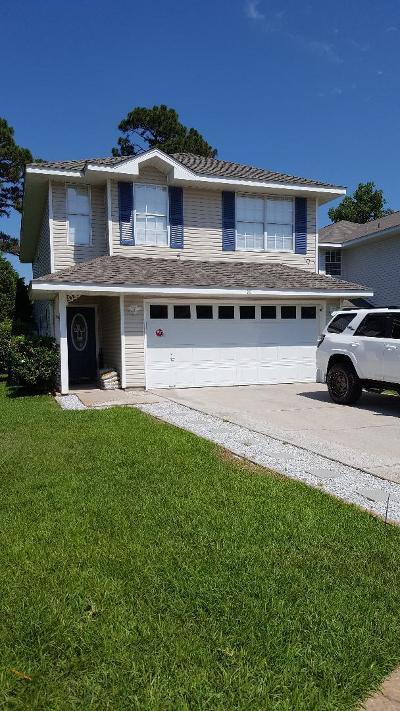 Destin Single Family Home For Sale: 111 Defiance Drive
