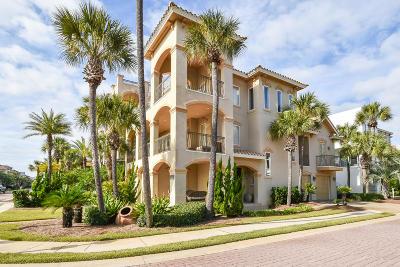 Destin Single Family Home For Sale: 4755 Ocean Boulevard