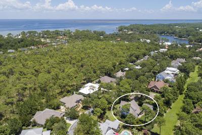 Santa Rosa Beach Single Family Home For Sale: 140 Botany Boulevard