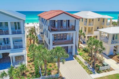 Destin FL Single Family Home For Sale: $3,495,000