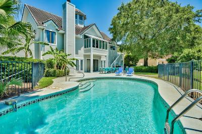 Miramar Beach Single Family Home For Sale: 1143 Troon Drive