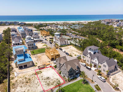 Inlet Beach Residential Lots & Land For Sale: Lot 37 Rainer Lane
