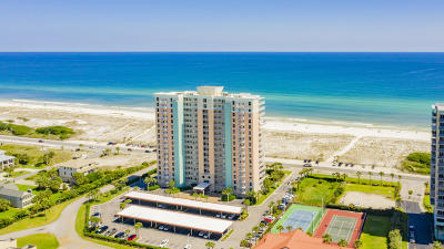 Pensacola Beach Condo/Townhouse For Sale: 800 Fort Pickens Road #202