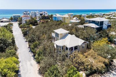 Santa Rosa Beach Single Family Home For Sale: 271 W Grove Avenue
