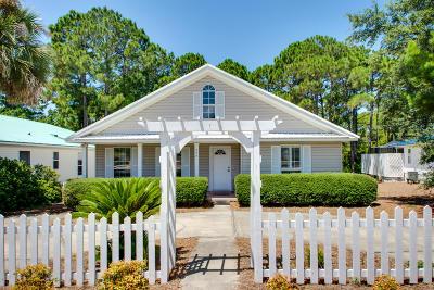 Santa Rosa Beach Single Family Home For Sale: 378 Tradewinds Drive
