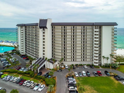 Panama City Beach Condo/Townhouse For Sale: 11619 Front Beach Road #UNIT 612